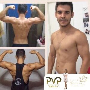 Projeto Vip Nutricional 7 - Conquistas